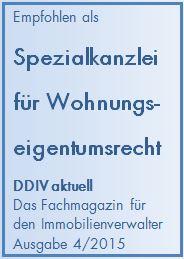 empfohlen DDIV